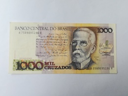 BRASILE 1000 CRUZADOS - Brasile
