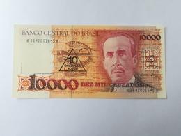 BRASILE 10000 CRUZADOS 1990 - Brésil