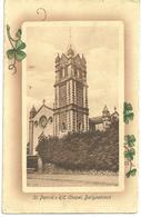 ST. PARTICK'S ROMAN CATHOLIC CHAPEL - BALLYNAHINCH - COUNTY DOWN WITH GOOD BALLYNAHINCH POSTMARK - Down