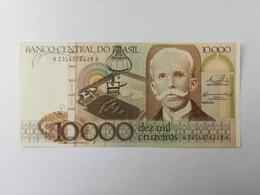 BRASILE 10000 CRUZEIROS 1984 - Brésil