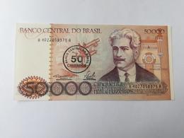 BRASILE 50000 CRUZEIROS 1986 - Brésil