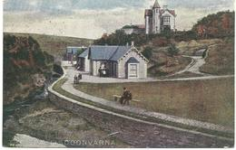 THE SPA - LISDOONVARNA - COUNTY CLARE With HEANOR DERBYSHIRE POSTMARK 1908 - Clare