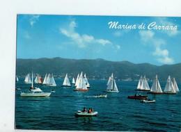 U4121 Cartolina 1970 MARINA DI CARRARA, REGATE VELICHE - Barche Barques _ ROTALCOLOR 38506 ED A.P.A. - Carrara