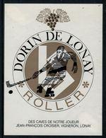 Rare // Etiquette De Vin // Roller // Lonay, Roller - Etiquettes