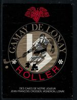 Rare // Etiquette De Vin // Roller // Gamay De Lonay, Roller - Etiketten