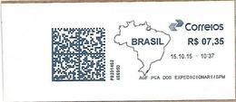 LSJP BRAZIL FRANK FRAGMENT PRAÇA DOS EXPEDICIONARIO 2015 - Brazil