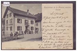 COUVET - PENSION OUVRIERE - ( PLUSIEURS LEGERS PLIS ) - NE Neuchâtel