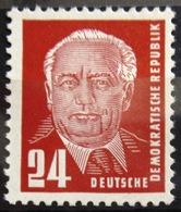 ALLEMAGNE Rép.démocratique               N° 71                    NEUF** - [6] République Démocratique
