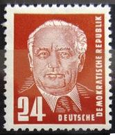 ALLEMAGNE Rép.démocratique               N° 71                    NEUF* - [6] République Démocratique