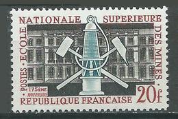 France YT N°1197 Ecole Des Mines Neuf ** - France