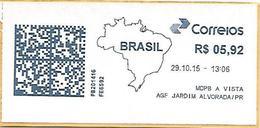 LSJP BRAZIL FRANK FRAGMENT JARDIM ALVORADA 2015 - Brazil