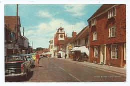 East Sussex Steyning High Street Rp Posted 1977 - Other