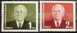 ALLEMAGNE Rép.démocratique               N° 78/79                        NEUF* - [6] République Démocratique