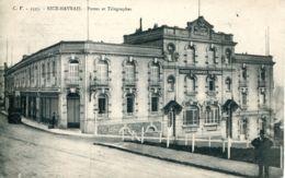 N°67347 -cpa Nice Havrais -postes Et Télégraphes- - Poste & Facteurs