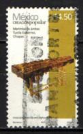 MESSICO - 2008 - MARIMBA DE AMBAR - USATO - Messico