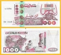 Algeria 1000 Dinars P-142(3) 1998 New Signature UNC - Algérie