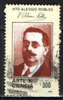 MESSICO - 1988 - VITO ALESSIO ROBLES - USATO - Messico