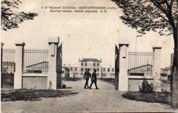 St SYMPHORIEN - Camp D'Aviation  ; Entrée Principale - Autres Communes