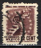MESSICO - 1944 - SIMBOLO DELLA LIBERTA' - USATO - Messico