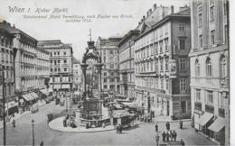 AK 0095  Wien - Hoher Markt / Verlag Ledermann Um 1917 - Wien Mitte