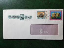 (9902) ITALIA STORIA POSTALE 1983 - 6. 1946-.. Repubblica