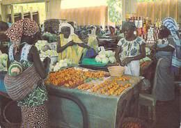 Afrique (Burkina Faso ) HAUTE VOLTA  Ouagadougou Le Marché Couvert*PRIX FIXE - Burkina Faso