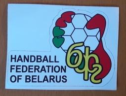 Handball Federation Of Belarus Sticker - Stickers
