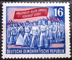 ALLEMAGNE Rép.démocratique               N° 83                        NEUF** - [6] République Démocratique