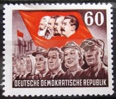 ALLEMAGNE Rép.démocratique               N° 88                        NEUF** - [6] République Démocratique
