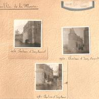 Ramet Chateau D'Ivoz Ramet Prov. Liège 3x Foto 3x Photo - Flémalle