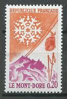France YT N°1306 Le Mont-Dore Neuf ** - Neufs