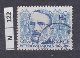 NORVEGIA   1975Convenzione Metrica 1,4 Usato - Norvegia