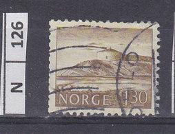 NORVEGIA   1977Costruzioni 1,30 Usato - Norvegia