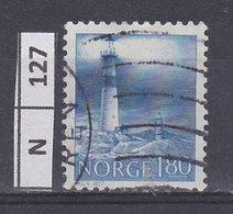 NORVEGIA   1977Costruzioni 1,80 Usato - Norvegia