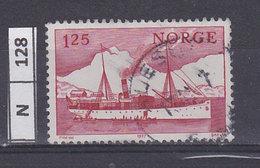 NORVEGIA   1977Navi 1,25 Usato - Norvegia