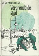 VERGRENDELDE STAD / RENE STRUELENS / DAVIDSFONDS JEUGDREEKS N° 131 - Livres, BD, Revues