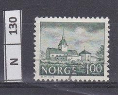 NORVEGIA   1978Costruzioni 1 K Usato - Norvegia
