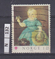 NORVEGIA   1979Anno Internazionale Bambini 1,25 Usato - Norvegia