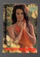 Favorites N°8 Roman-photos Berlin-Ouest : Rien De Nouveau - De Nombreuses Photos De Charmes En 1969 - Books, Magazines, Comics