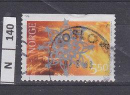 NORVEGIA   2002Natale Usato - Norvegia