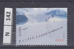 NORVEGIA   2004Europa 9,50 Usato - Norvegia