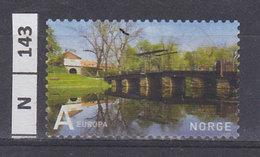 NORVEGIA   2007Turismo Ponte Nuovo - Norvegia