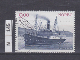 NORVEGIA   2008Storia Dei Trasporti 9 Usato - Norvegia