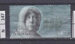NORVEGIA   2011Esplorazioni Polo Sud 14  Usato - Norvegia