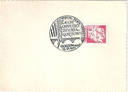 B2670 Poland Polska SPM History Agriculture WWII Feast - Agriculture