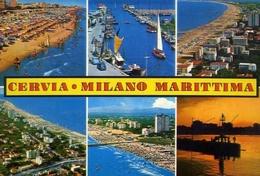 Cervia - Milano Marittima - Ravenna - 2637 - Formato Grande Non Viaggiata – E 9 - Ravenna