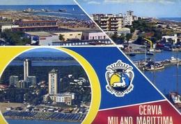Cervia - Milano Marittima - Ravenna - 567 - Formato Grande Viaggiata – E 9 - Ravenna