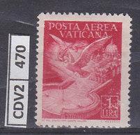 VATICANO 1947, Aerea 1 L. Nuovo - Nuovi