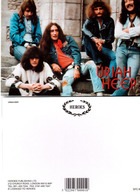 Uriah Heep Rock Band Original Postcard In Near Mint Condition, Made In England 001 - Cartes Postales