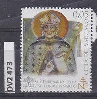 VATICANO 2013, Cattedrale S. Maria Di Nardò 0,05 Nuovo - Nuovi
